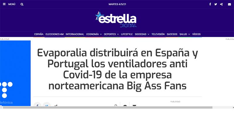 Noticia Estrella Digital